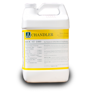 Chandler Biocat 1000 gallon jug