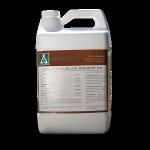 Chandler Soil gallon jug