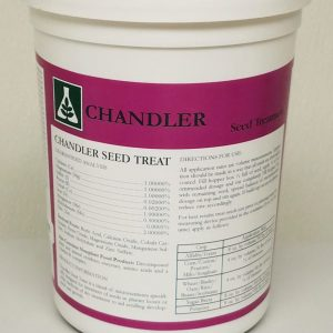 Chandler Dry Seed Treat 3# tub